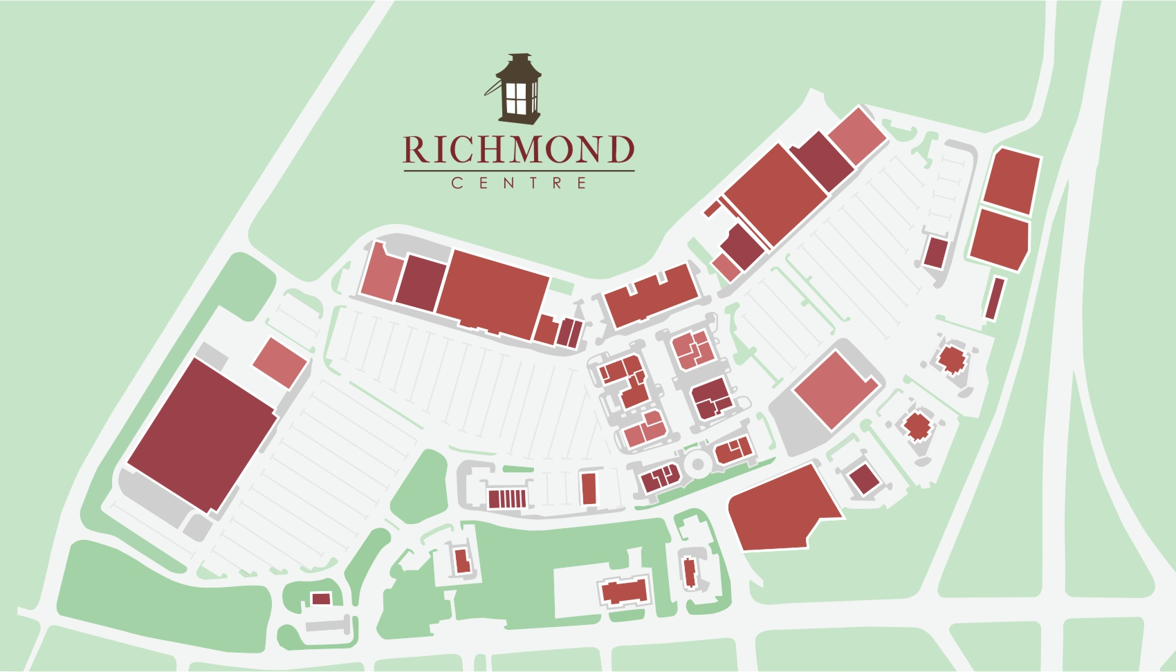 Richmond Centre Directory Map